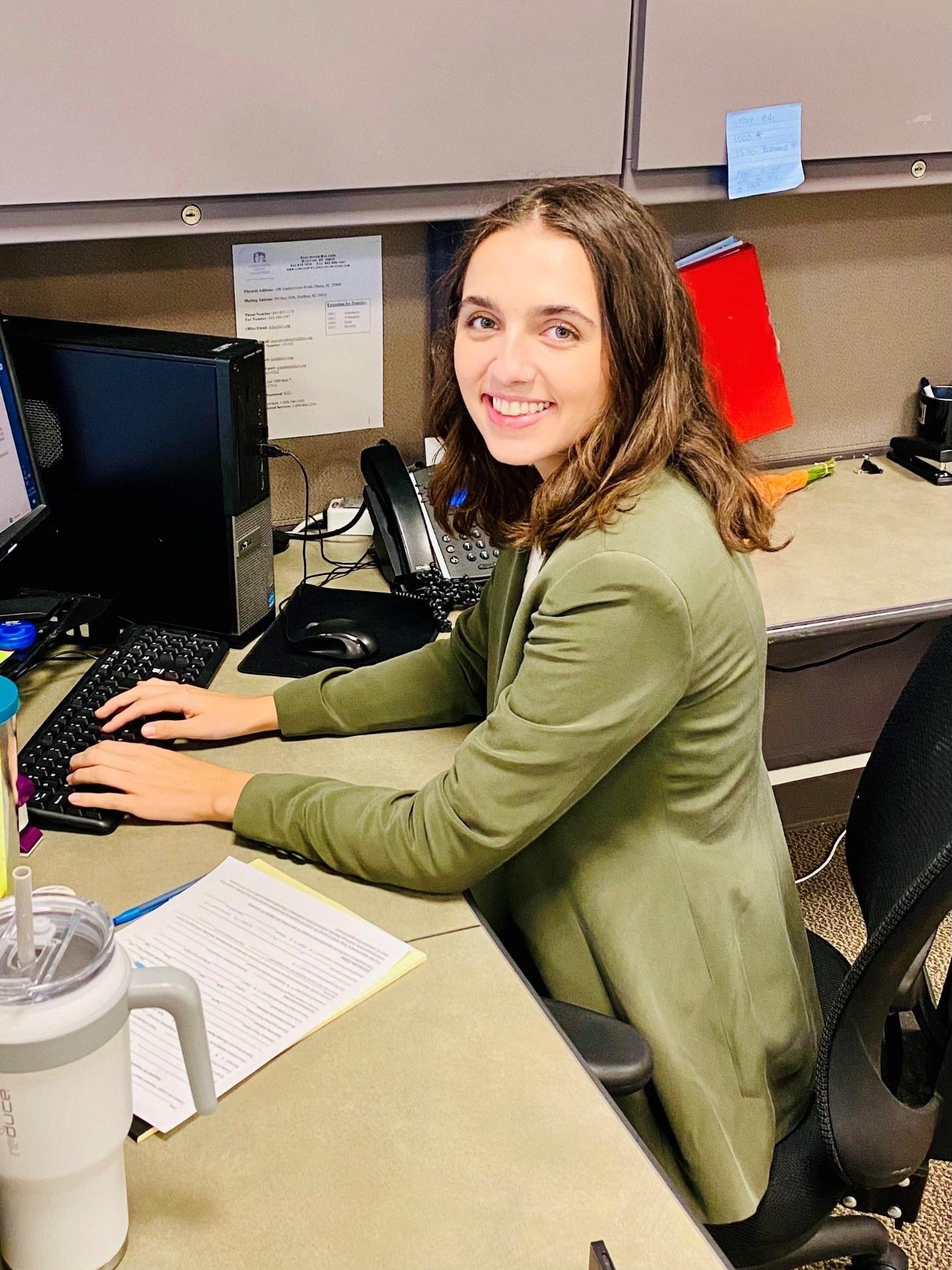 Andi Jacobs - Lowcountry Legal Volunteers