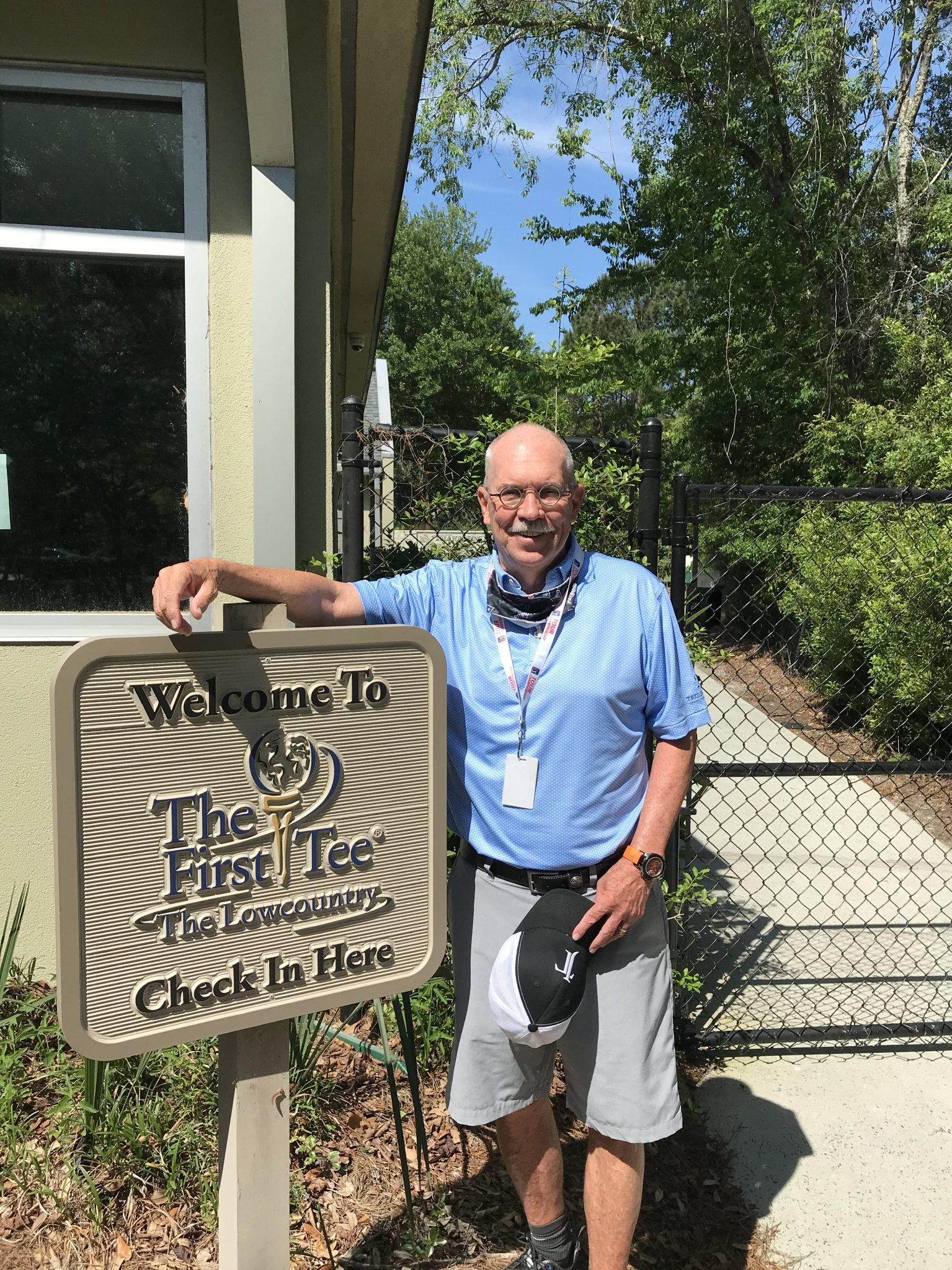 Bill Britton - First Tee, the Lowcountry